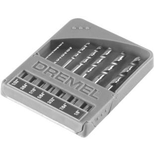 סט 7 מיקרו מקדחים למשחזת ציר - DREMEL 628 DREMEL
