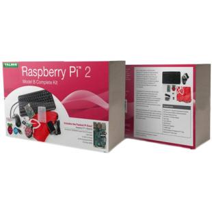 קיט פיתוח - RASPBERRY PI 2 - MODEL B - PREMIUM KIT RASPBERRY PI