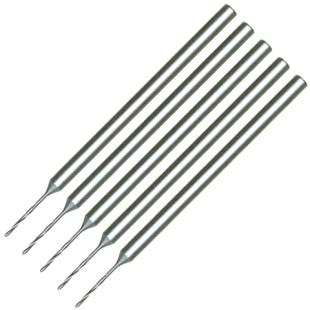 חבילת מקדחים - 1.0MM X 38MM - HP SHANK MULTICOMP