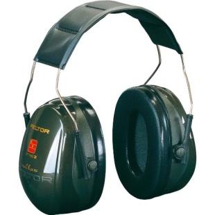 אוזניות הגנה מקצועיות נגד רעש - OPTIME II HEADBAND PELTOR