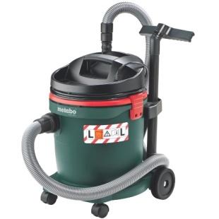 שואב אבק תעשייתי - רטוב / יבש - METABO ASA 32 L METABO