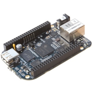 כרטיס פיתוח - BEAGLEBONE BLACK 4G REV C BEAGLEBONE