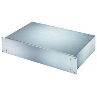 מארז פלדה 19 אינץ' - 482.6MM X 280MM X 88.1MM - 2U SCHROFF