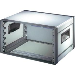 מארז אלומיניום 19 אינץ' - 520MM X 300MM X 286MM - 6U SCHROFF