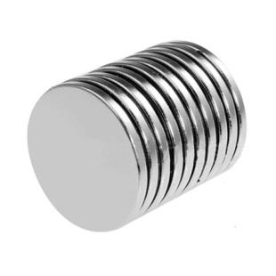 חבילת מטבעות מגנטיים - DURATOOL - 18MM X 3MM DURATOOL