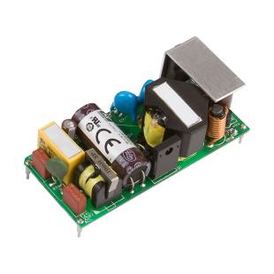 ספק כוח AC/DC למעגל מודפס - 30W - 85V~264V ⇒ 48V / 620MA XP POWER