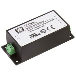 ספק כוח AC/DC לשאסי - 30W - 85V~264V ⇒ 9V / 3.33A XP POWER