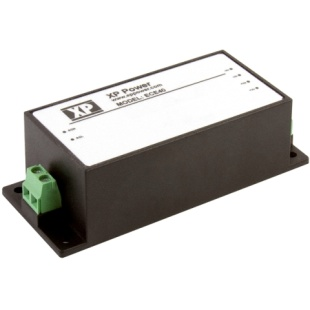 ספק כוח AC/DC לפס דין - 40W - 85V~264V ⇒ 5V / 8A XP POWER