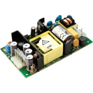 ספק כוח AC/DC לשאסי - 15W - 85V~264V ⇒ 24V / 630MA XP POWER