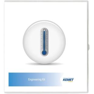 קיט קבלים קרמיים - ENG KIT 24 - MLCC - SMD - C0G KEMET