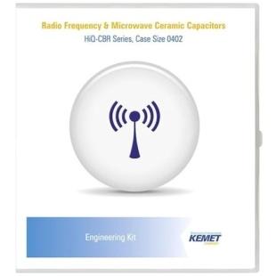 קיט קבלים קרמיים - ENG KIT 35 - RF - SMD - 0805 KEMET