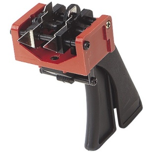 מכשיר ידני לכיפוף רכיבי אלקטרוניקה - DURATOOL - 9.5MM ~ 32MM DURATOOL