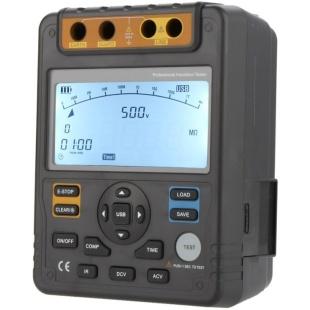 מודד התנגדות / בידוד דיגיטלי נייד - TENMA 72-9405 - 500V ~ 2500V TENMA