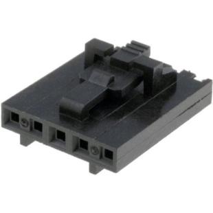מחבר MOLEX ללחיצה לכבל - סדרת SL - נקבה 20 מגעים MOLEX