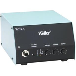 תחנת כוח אנלוגית למברגות מומנט - WELLER WTS A WELLER