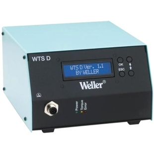 תחנת כוח דיגיטלית למברגות מומנט - WELLER WTS D WELLER