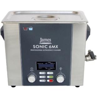 אמבטייה לניקוי אולטראסוני - 6 ליטר - SONIC 6MX JAMES PRODUCTS