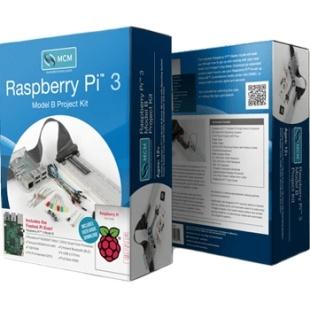 קיט פיתוח - RASPBERRY PI 3 - MODEL B - PROJECT KIT RASPBERRY PI
