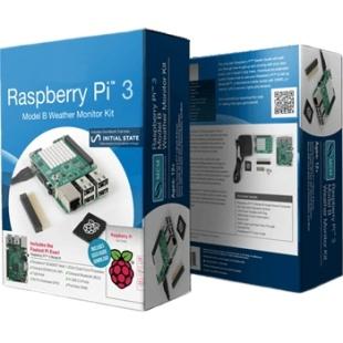 קיט פיתוח - RASPBERRY PI 3 - MODEL B - SENSOR KIT RASPBERRY PI