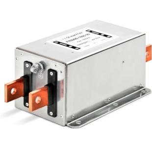 מסנן EMC / RFI עם חיבור לפאנל - סדרה 1500A - FN2200B SCHAFFNER