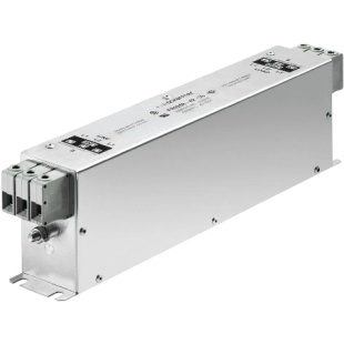 מסנן EMC / RFI תלת פאזי עם חיבור לפאנל - סדרה 42A - FN3258 SCHAFFNER