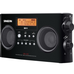 רדיו שולחני / נייד דיגיטלי בעיצוב חדשני - SANGEAN PR-D5B SANGEAN