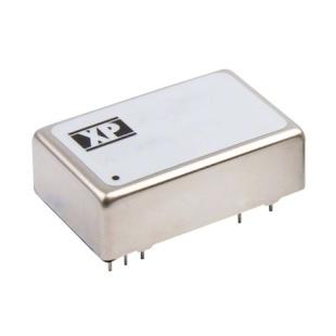 ממיר מתח - 12W , 18VDC ~ 75VDC ⇒ 5.1VDC , 2400MA XP POWER