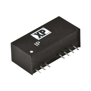 ממיר מתח - 1W , 10.8VDC ~ 13.2VDC ⇒ 5VDC , 200MA XP POWER