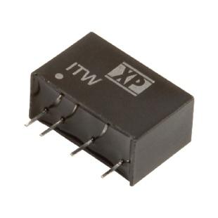 ממיר מתח - 1W , 18VDC ~ 36VDC ⇒ 24VDC , 42MA XP POWER