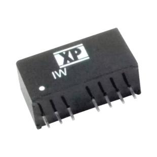 ממיר מתח - 1W , 18VDC ~ 36VDC ⇒ 3.3VDC , 300MA XP POWER
