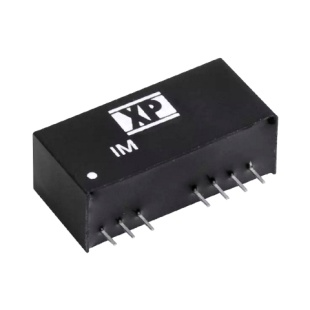 ממיר מתח - 2W , 9VDC ~ 36VDC ⇒ ±12VDC , 85MA XP POWER