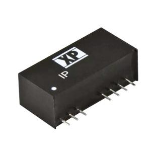 ממיר מתח - 3W , 4.5VDC ~ 18VDC ⇒ ±5VDC , 300MA XP POWER