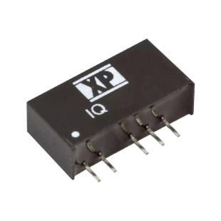 ממיר מתח - 1W , 10.8VDC ~ 12VDC ⇒ ±15VDC , 33.5MA XP POWER