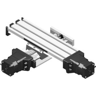 בסיס CNC XY לכרסומת שולחנית - PROXXON KT 70/CNC PROXXON