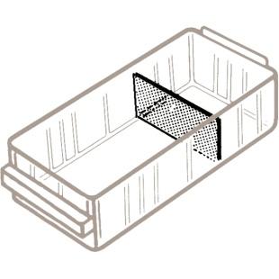 48 מחיצות למגירות אחסון - דגם 64X31MM) - ESD 150-01) RAACO