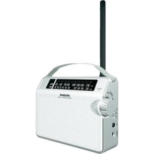 רדיו שולחני / נייד אנלוגי בעיצוב חדשני - SANGEAN PR-D6 SANGEAN
