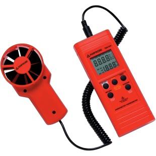 מודד ספיקת אוויר ידני דיגיטלי - BEHA AMPROBE TMA10A BEHA-AMPROBE