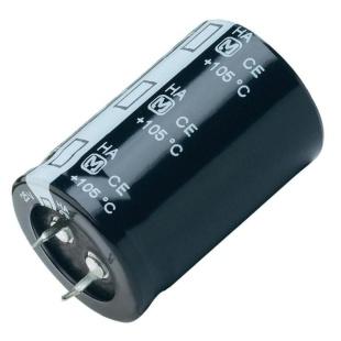 קבל אלקטרוליטי - 470UF 100V MULTICOMP