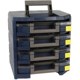 מערכת ניידת לאחסון רכיבים - HANDY BOXXSER 4X5X5 RAACO
