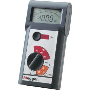 מודד בידוד / רציפות דיגיטלי - MEGGER MIT220 - 250V ~ 500V MEGGER