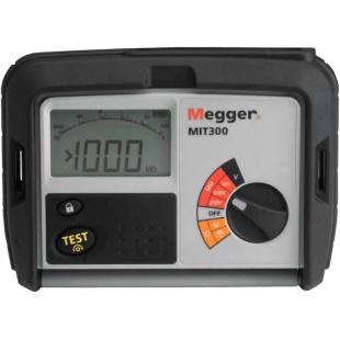 מודד בידוד / רציפות דיגיטלי - MEGGER MIT310 - 250V ~ 1000V MEGGER