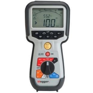 מודד בידוד / התנגדות / רציפות דיגיטלי - MEGGER MIT430 - 50V ~ 1000V MEGGER
