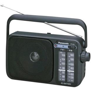 רדיו נייד אנלוגי - PANASONIC RF2400 PANASONIC