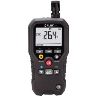 מודד טמפרטורה ולחות ידני דיגיטלי - FLIR MR77 FLIR SYSTEMS