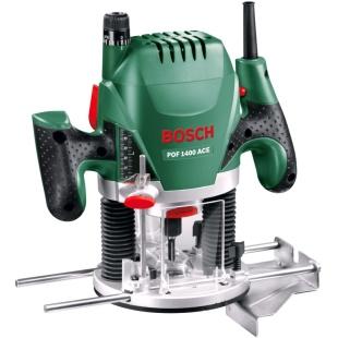 מסור רוטר חשמלי מקצועי BOSCH POF 1400 ACE - 1400W BOSCH