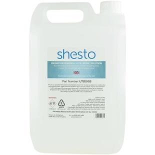 נוזל לניקוי אולטראסוני - OXIDATION - בקבוק 5 ליטר SHESTO