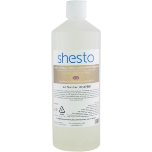 נוזל לניקוי אולטראסוני - GLASS - בקבוק 1 ליטר SHESTO