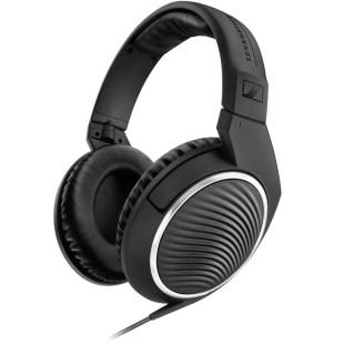 אוזניות HI-FI עם דיבורית סנהייזר - SENNHEISER HD 461I BLACK SENNHEISER
