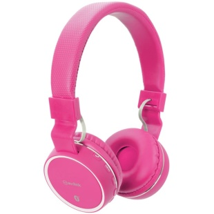 אוזניות BLUETOOTH עם רדיו AV:LINK PBH10 PNK - FM AV:LINK