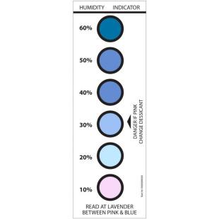 חבילת כרטיסי לחות - 6 נקודות - 60% , 50% , 40% , 30% , 20% , 10% SCS